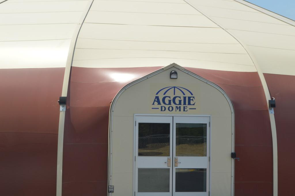 Whats In The Aggie Dome?
