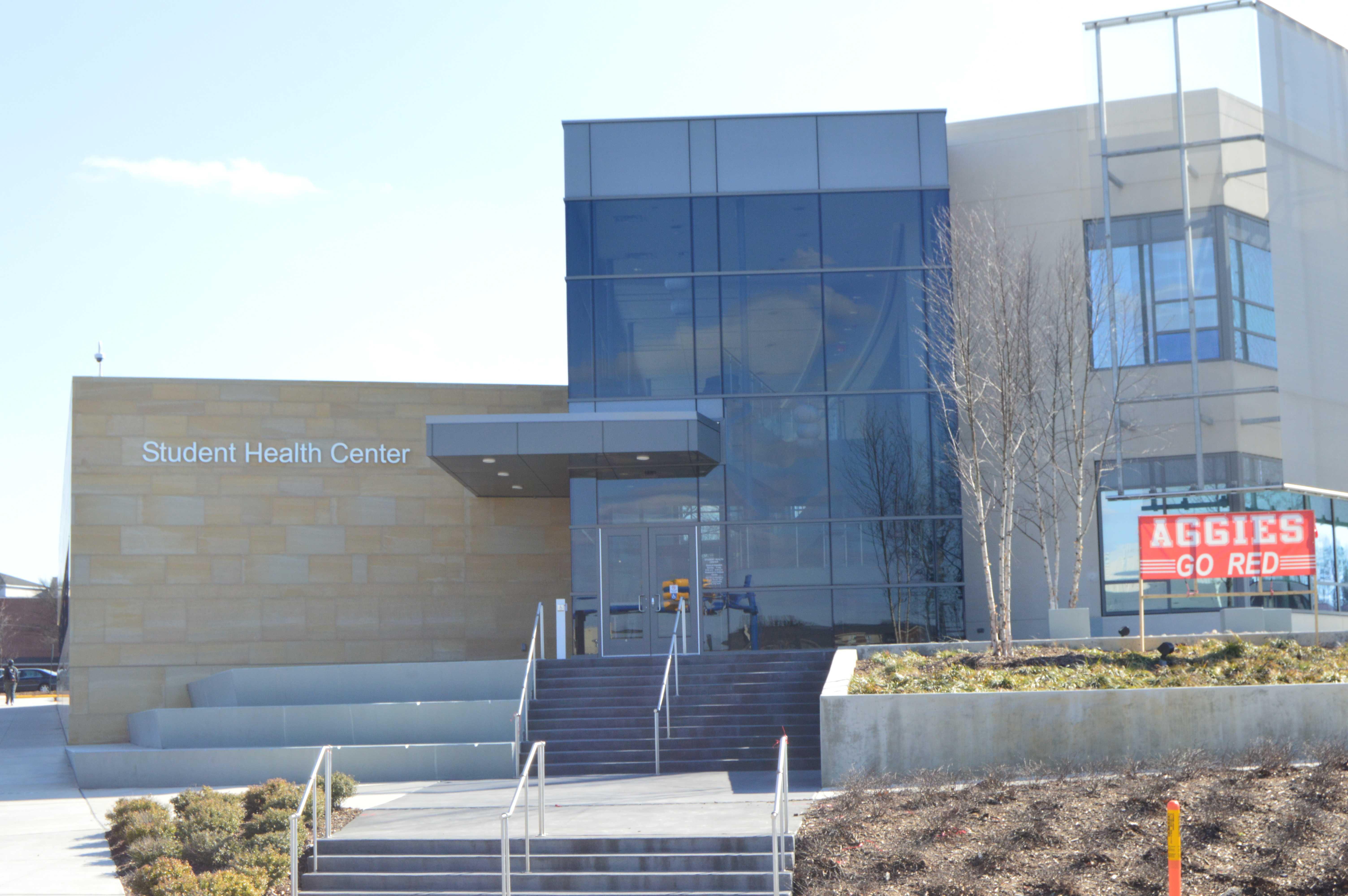 Inside The Health Center