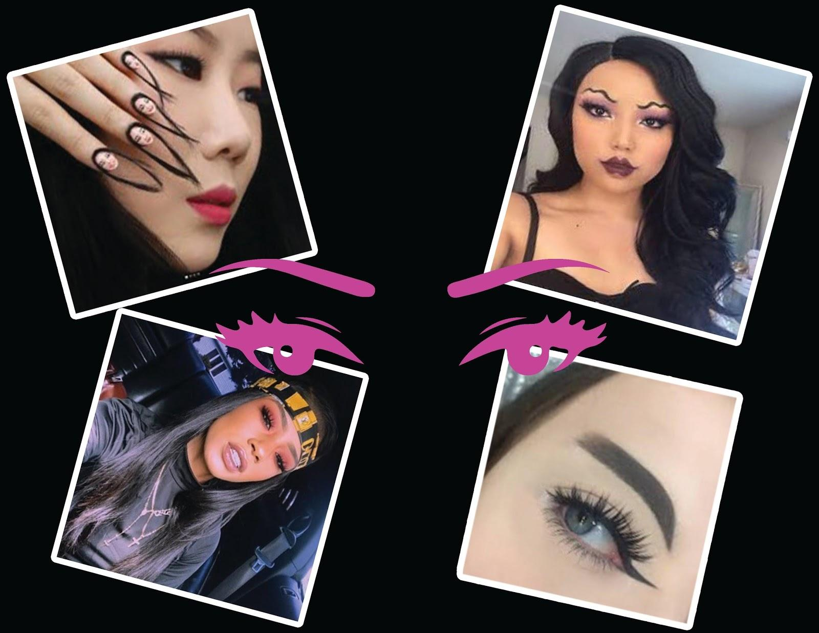 Makeup Trends Changing The World by:  Kiara Hill