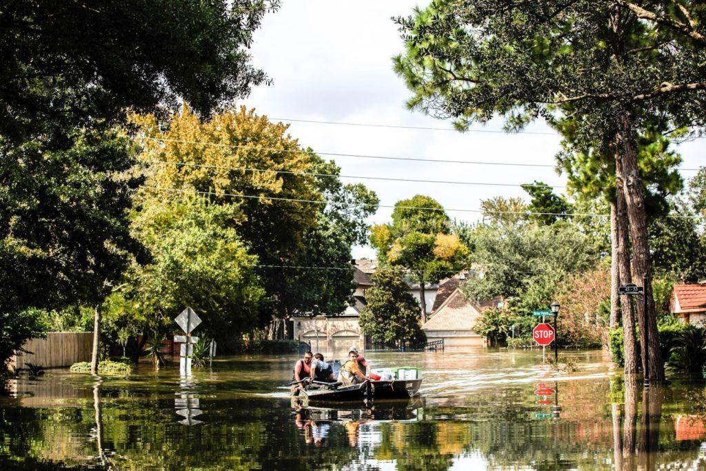 The Aftermath of Hurricane Harvey by: Alexis Wray & Tishawna Williams