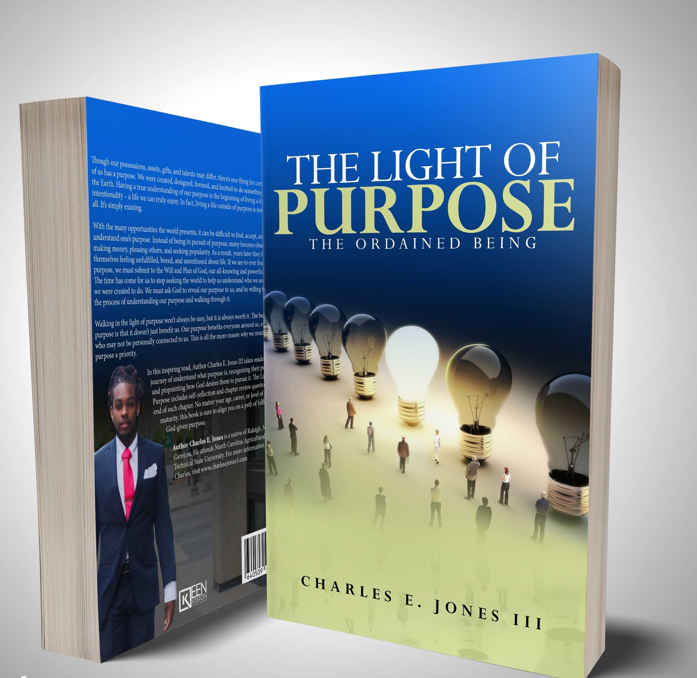 Aggie author finds purpose with new book by: Amara Johnson