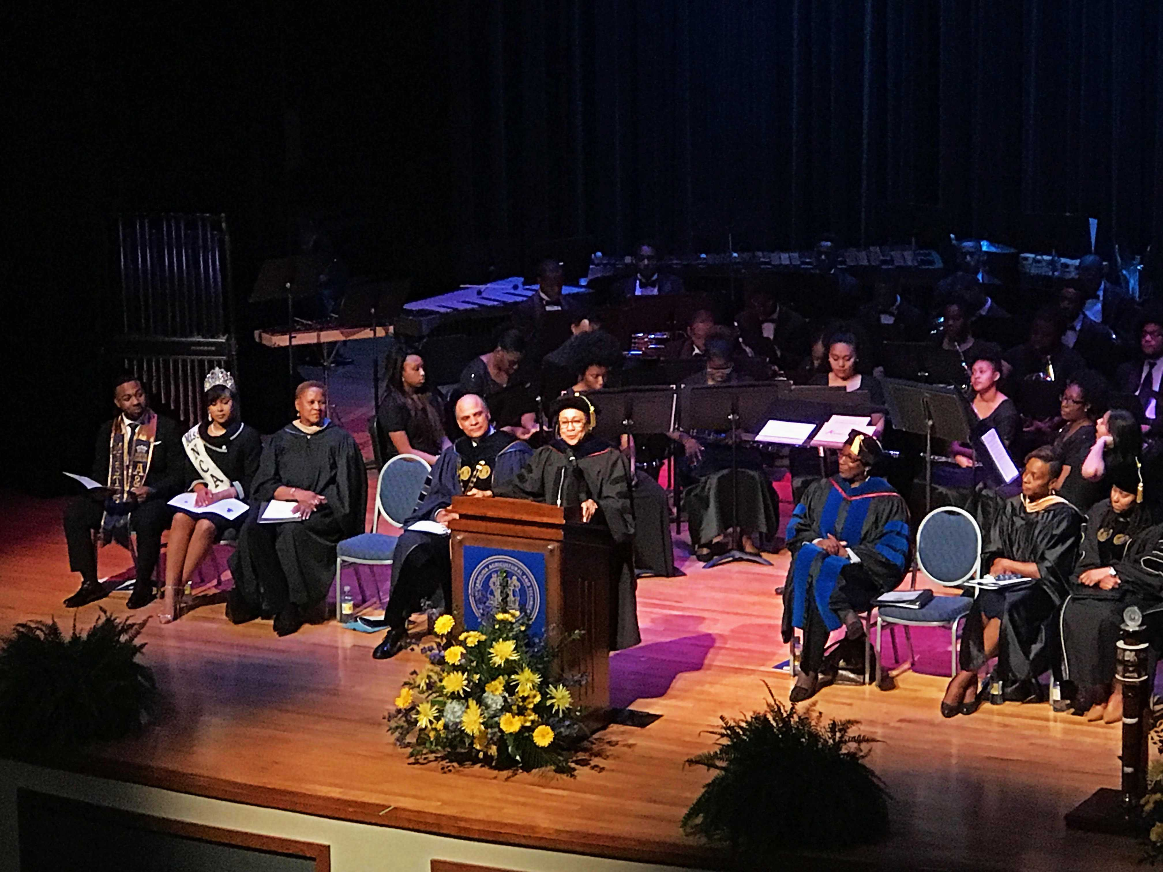 2018 Founders Day Convocation