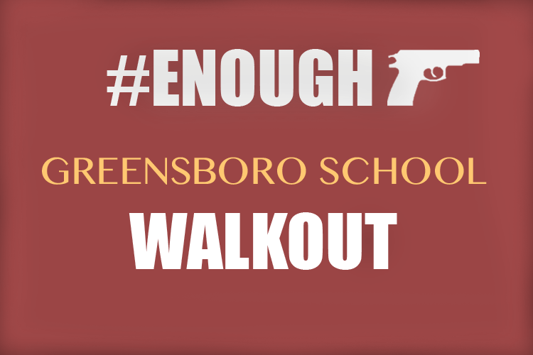 National walkout reaches G'boro schools by: Braxton Brewington