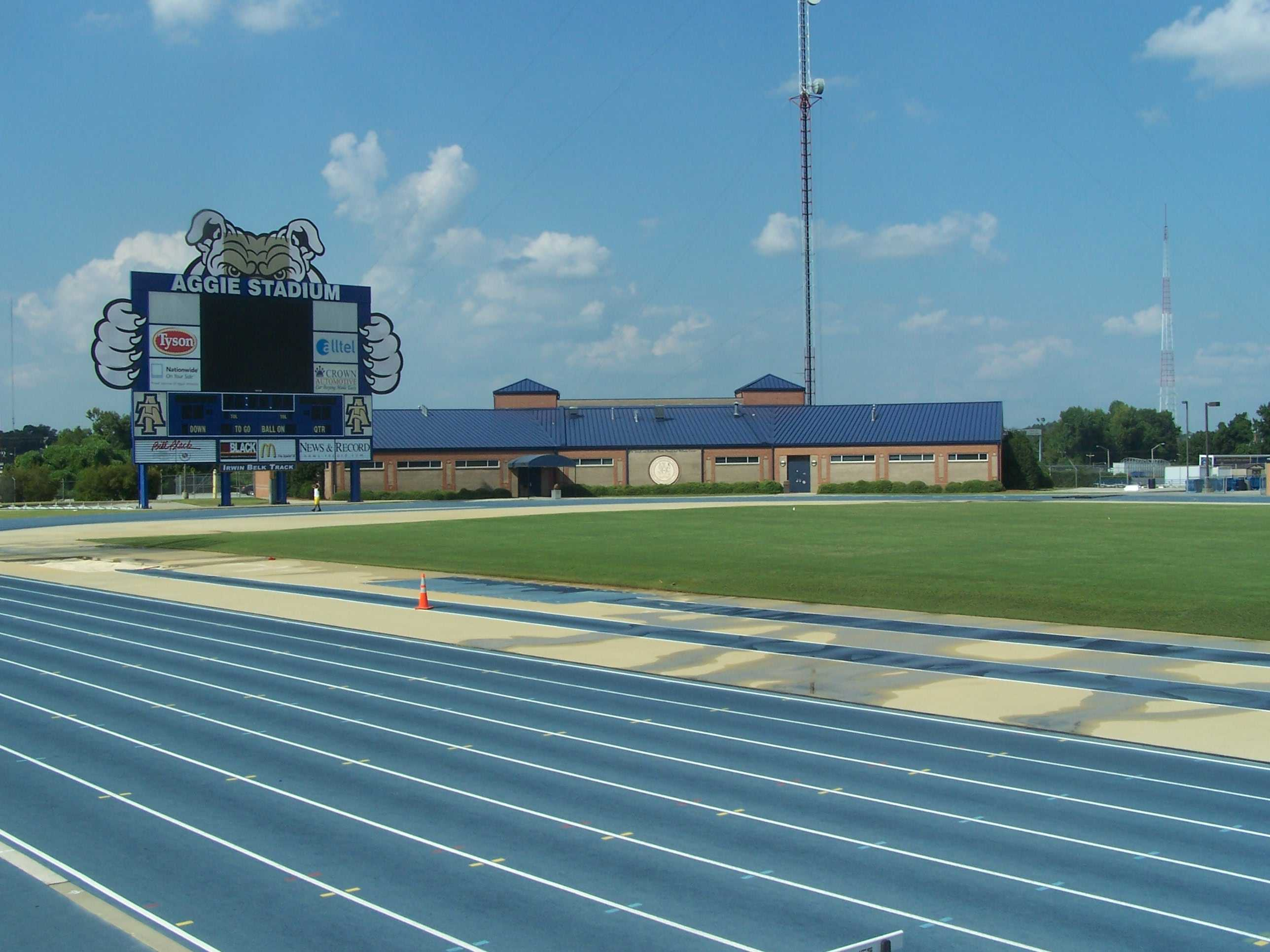 How COVID-19 affects sports at N.C. A&T