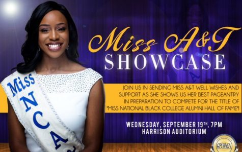 Miss A&T to prepare for national competition