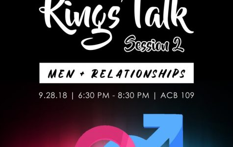 King's Talk gives insight into relationships