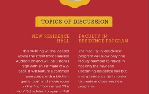 RHA holds first Town Hall for the semester