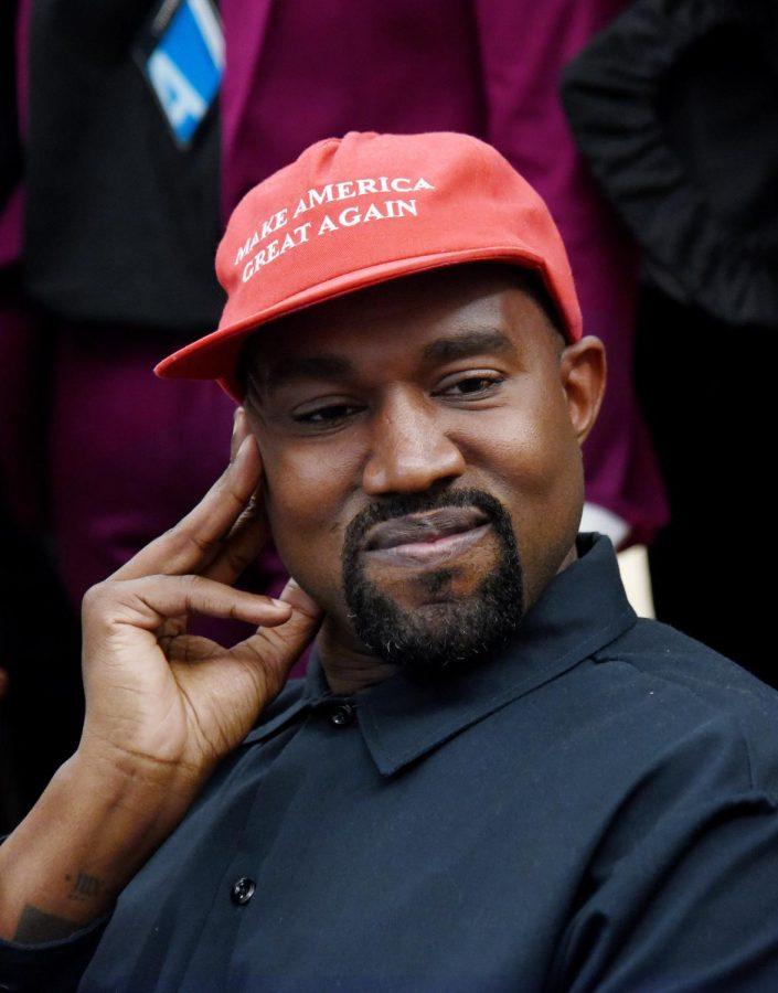 What happened, Kanye?