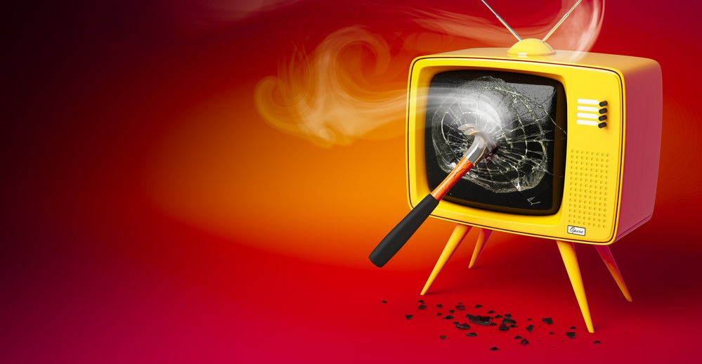 Death of Cable TV and streaming takeover