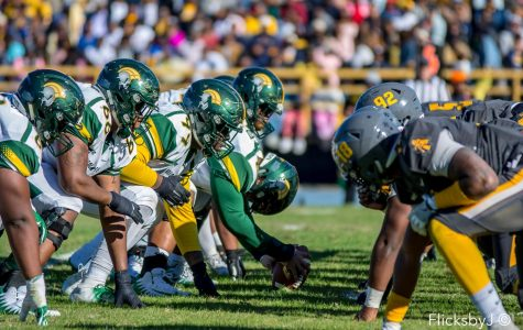 2018 Homecoming game N.C. A&T vs. Norfolk State