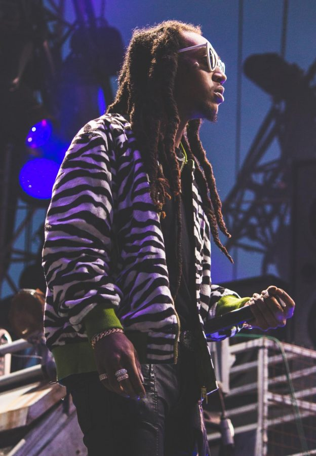 Takeoff soars with