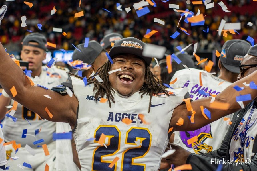 N.C. A&T beats Alcorn State 24-22 at the Celebration Bowl