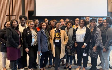 The Black Narrative project presented at the 2019 NCCMA