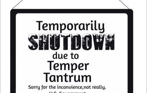 Sorry for the inconvenience: the government shutdown