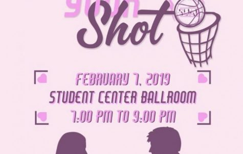 SUAB presents 'shoot your shot'