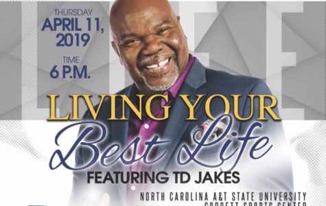 Living Your Best Life featuring TD Jakes