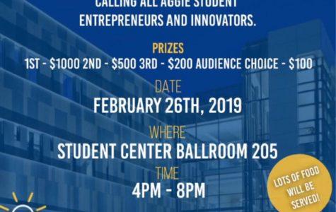 Aggie entrepreneurs to showcase their business talents