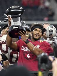 Kyler Murray Chooses NFL