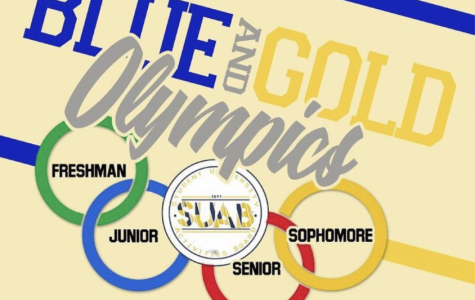 Blue and Gold Olympics for all classifications
