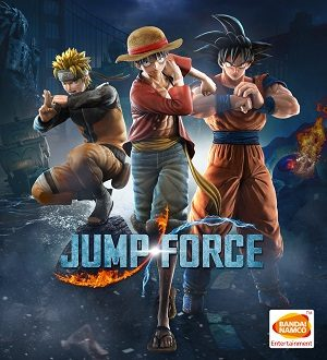 Jump Force: An Anime Extravaganza