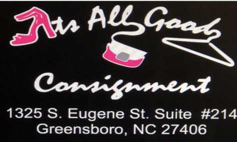 Local consignment shop gives back