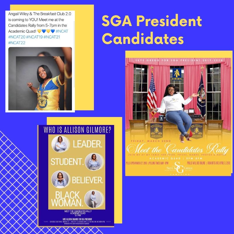 SGA+President+candidates++created+%22Meet+the+Candidates+Rally%22+flyers.+%28Flyers+from+SGA+Candidates%27+twitter+accounts.%29