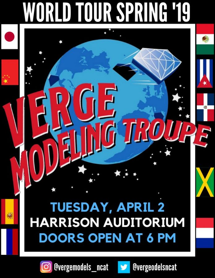 Verge Modeling Troupe presents
