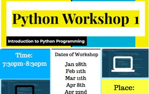 NSBE chapter to offer python coding workshops to students