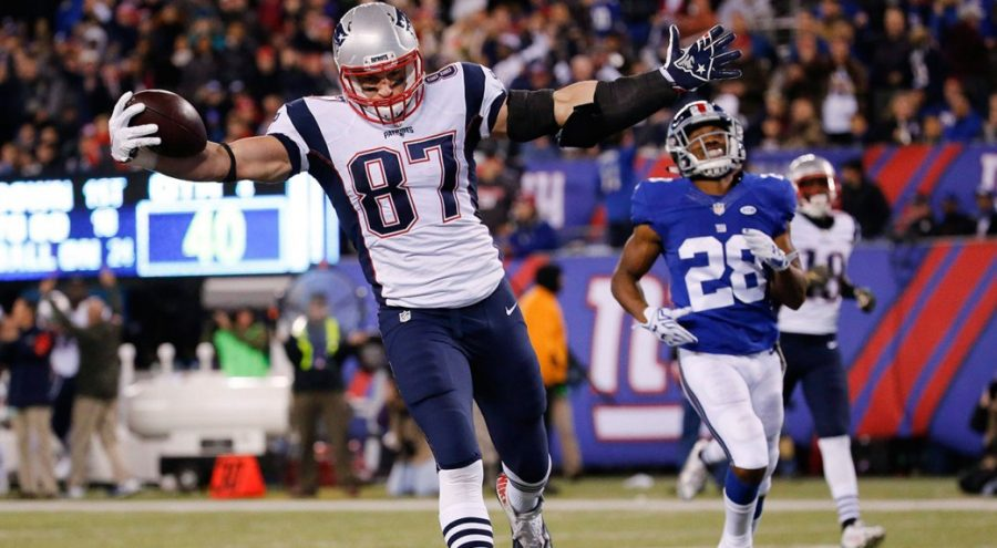 New England great Gronk calls it a career after nine seasons