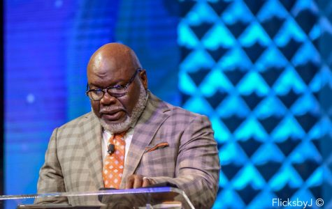 Recap of the Chancellor Speaker Series: Live your best life with TD Jakes