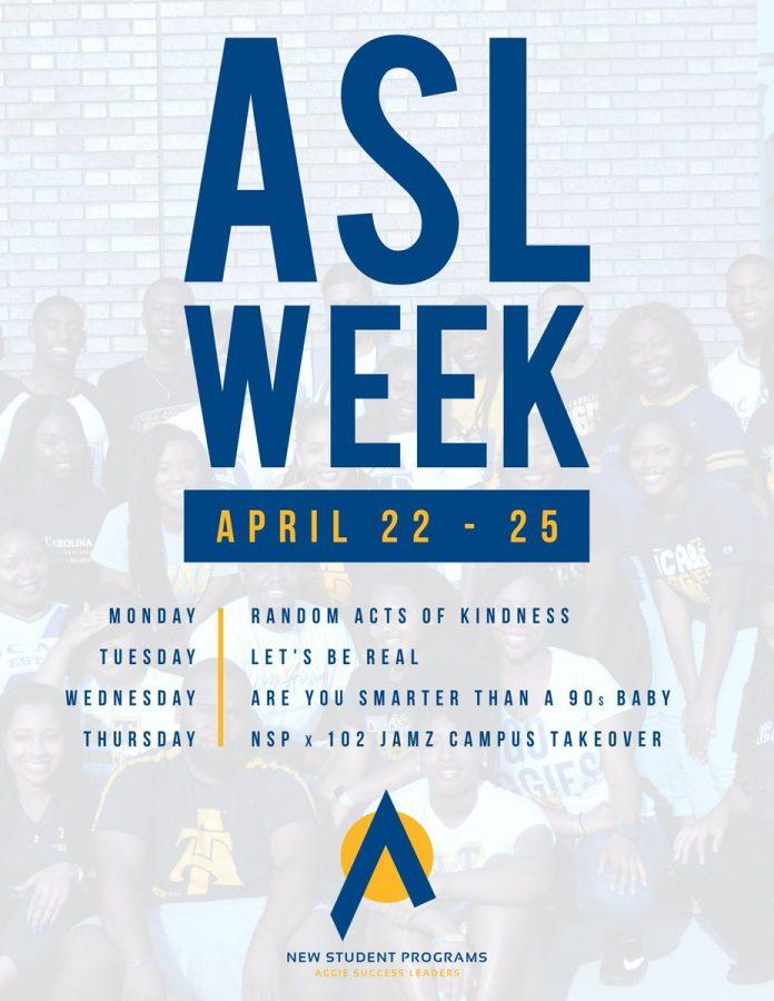 NSP hosts ASL Week
