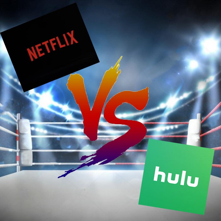 buy online 1cd97 7394d Netflix Vs. Hulu