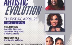 Artistic Evolution: The final Chancellor Speaker Series