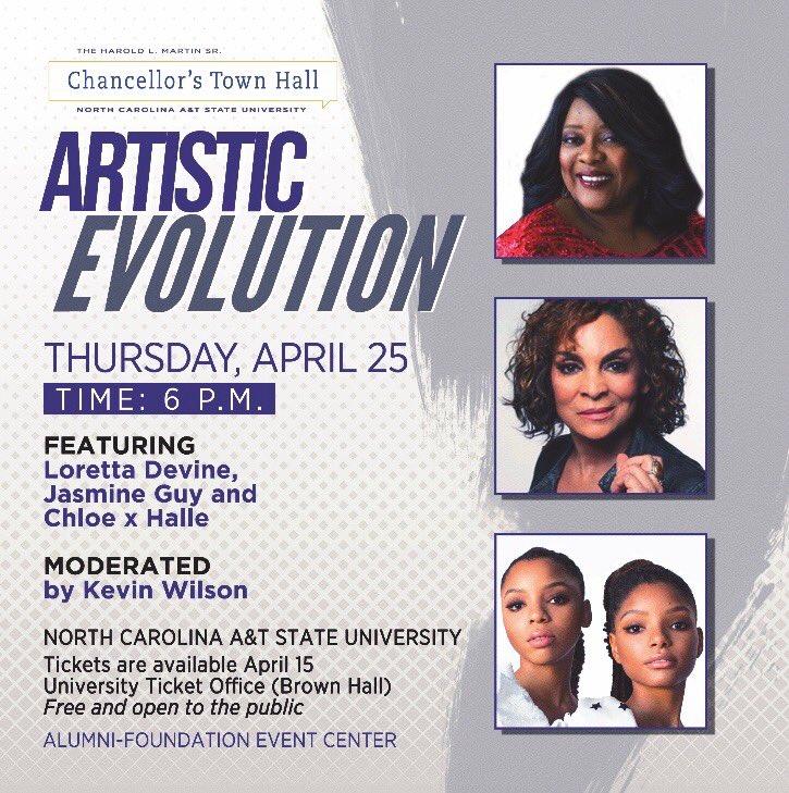 Artistic Evolution: The final Chancellor Speaker Series
