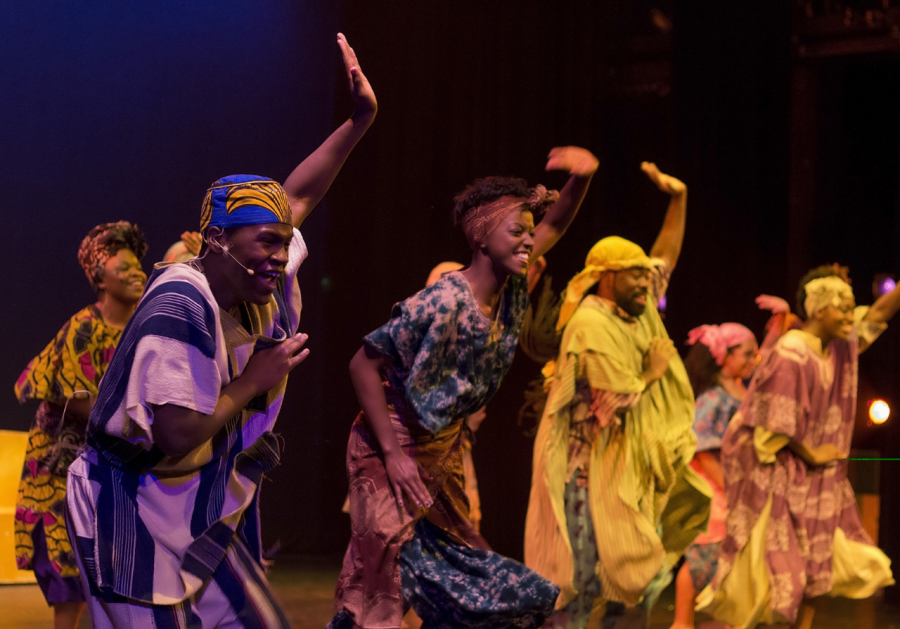 The 16th Biennial National Black Theatre Festival To Roll