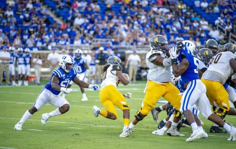 Duke Blue Devils leave N.C. A&T in a rout