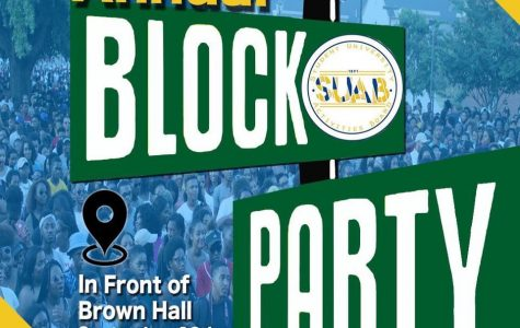 SUAB to host annual Block Party