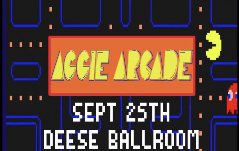 SUAB presents Aggie Arcade