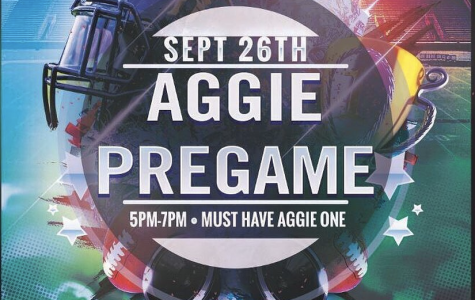 SUAB and Joint Greek Council plan Aggie Pregame