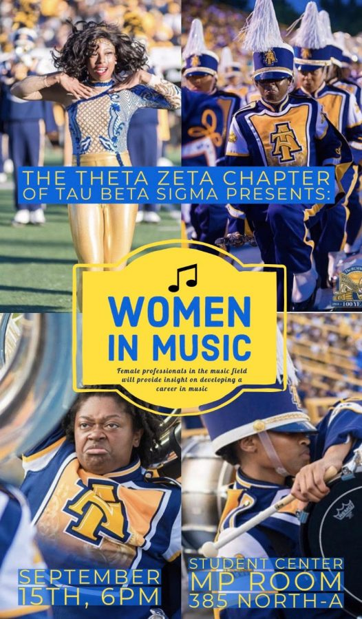 Women in music speaker series
