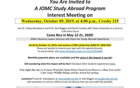 Aggies abroad: JOMC in Costa Rica