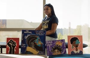 N.C. A&T student grows art business
