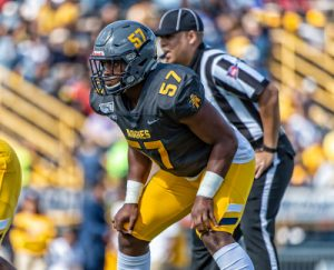 Roberts' stays resilient on college journey