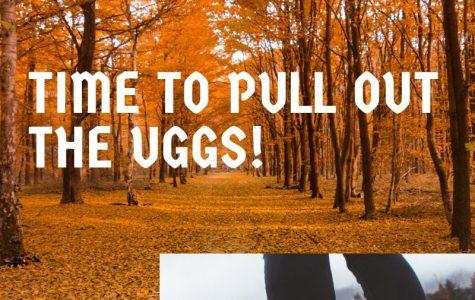 Ugg season starts now
