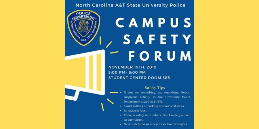 UPD holds forum for safety conversation