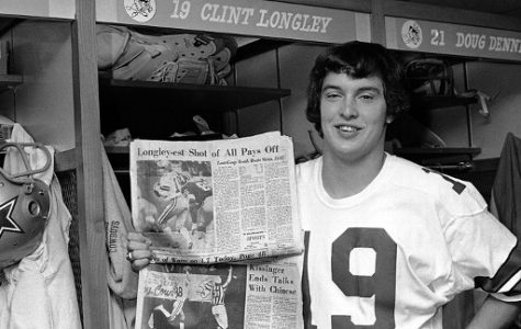 Thanksgiving day flashback; Clint Longley propels Cowboys