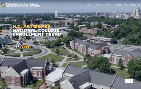 N.C. A&T redesigns website, draws prospective student