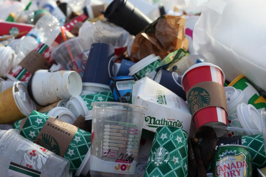 The power is in the hands of the students: NC A&T's silent recycling problem