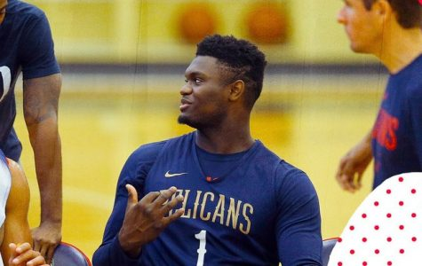 Zion leads late surge in Pels loss