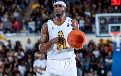 N.C. A&T wins the Aggie-Eagle Hoops Classic